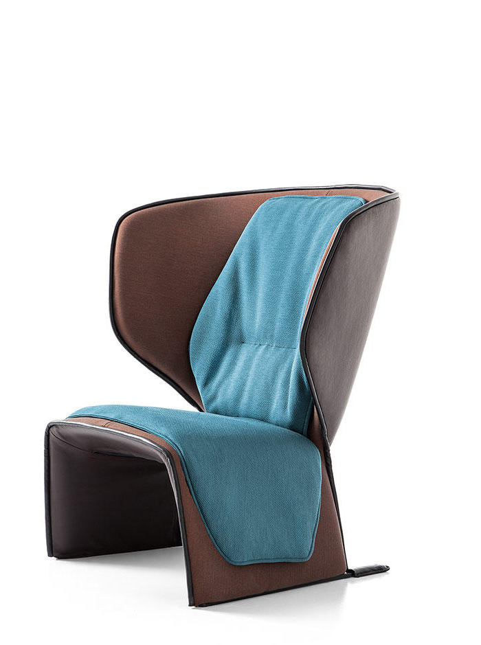 Gender 570 has a comforting enveloping effect that lets you relax and enjoy sitting even more