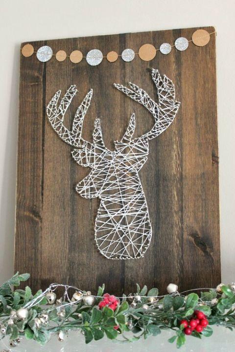Wood Slice Art Diy How To Make