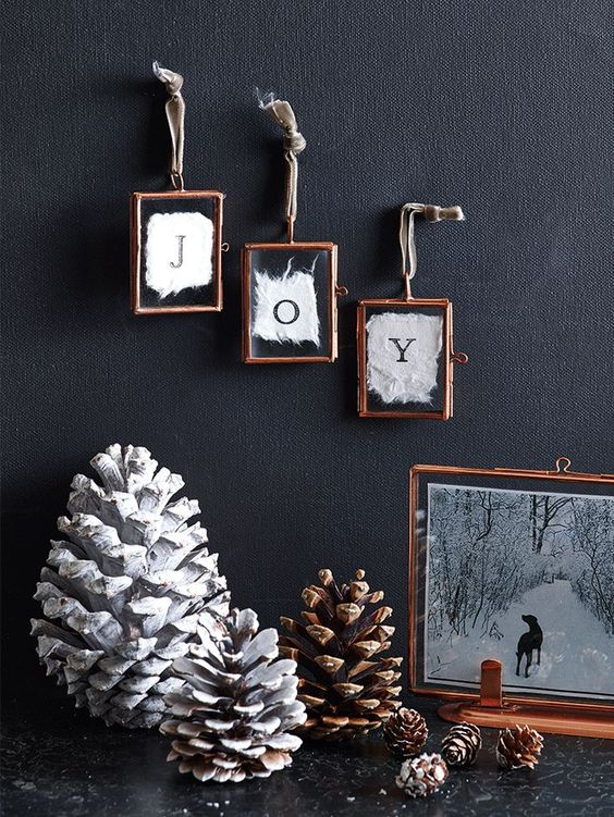 mini copper frames will work all year long