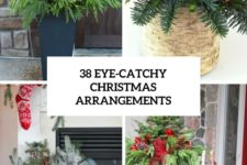 38 eye-catchy christmas arrangements cover