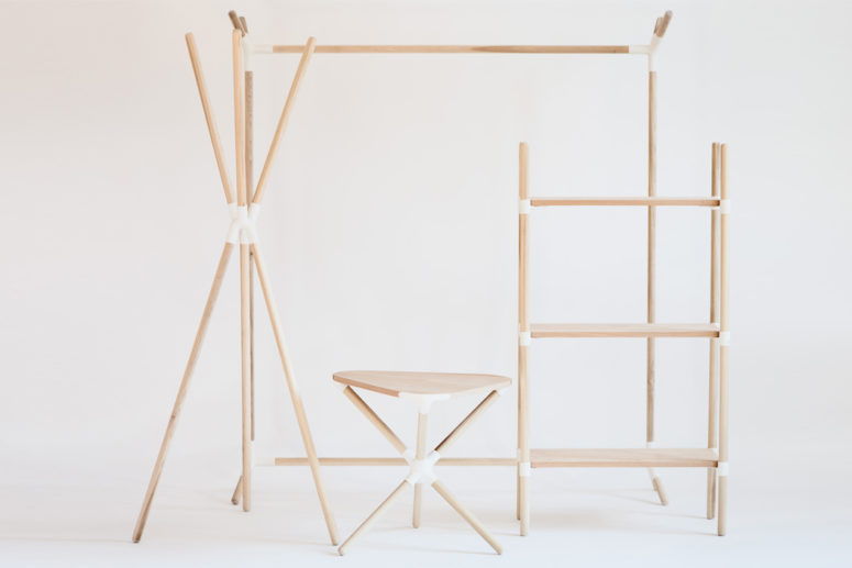 Design 3.0 Furniture Series For Creating Furniture Yourself