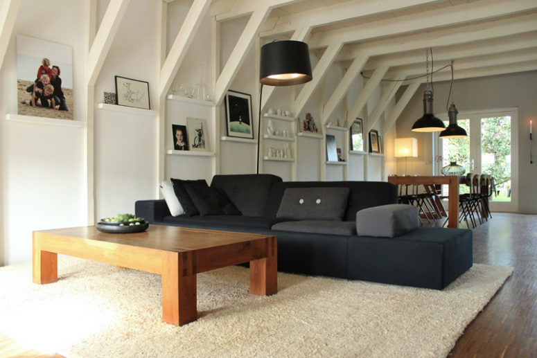 Cozy Home In A Converted Cheese Factory