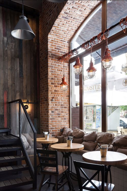 50 Cool Coffee Shop Interior Decor Ideas