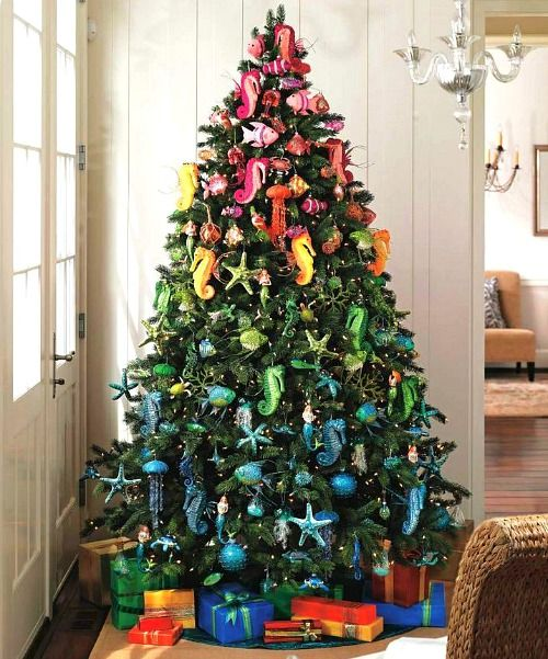 Rainbow Christmas Trees: 35 Most Beautiful Christmas Trees To Enjoy