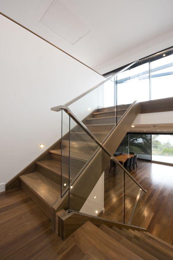 30 Stylish Staircase Handrail Ideas To Get Inspired Digsdigs