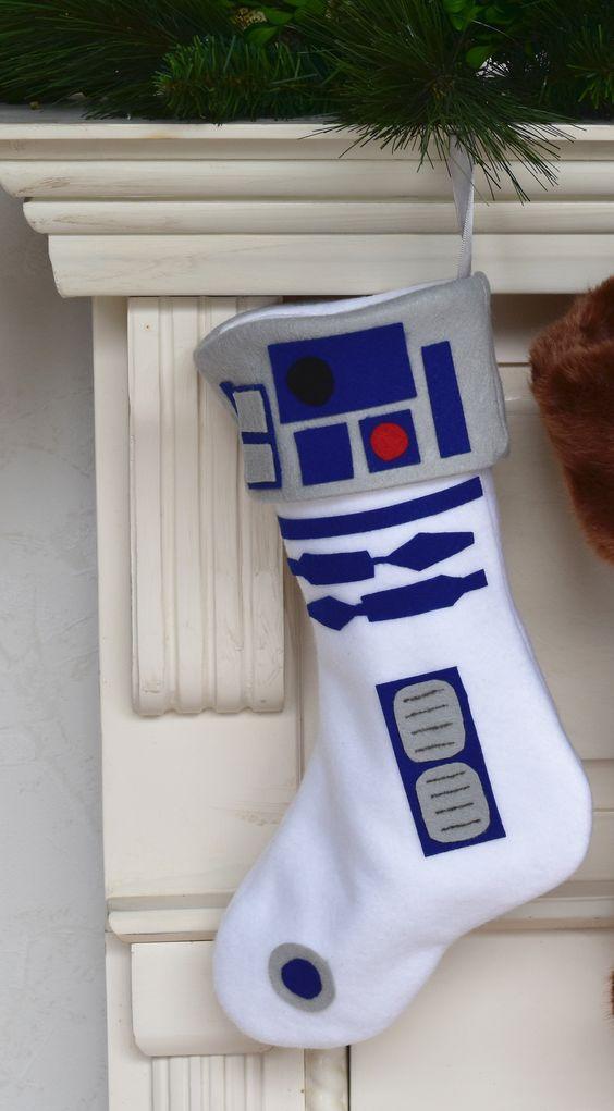 R2D2 stocking