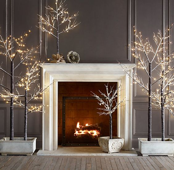 41 Chic Modern Christmas Décor Ideas