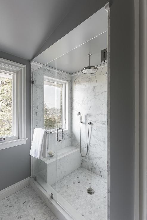 32 walk in shower designs that you will love digsdigs - Ducha sin plato ...