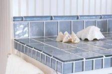 21 oceanside glass tiles for a beachside kitchen