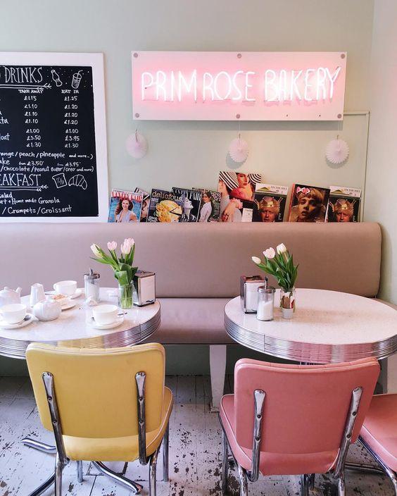 35 cool coffee shop interior decor ideas - digsdigs