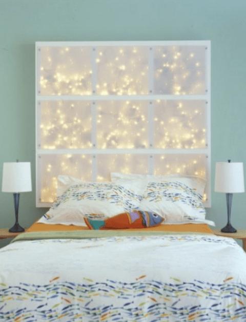 37 Unusual String Light Décor Ideas For Winter Holidays
