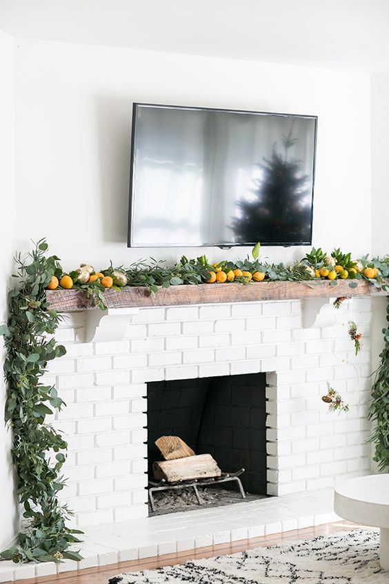 41 chic modern christmas d u00e9cor ideas