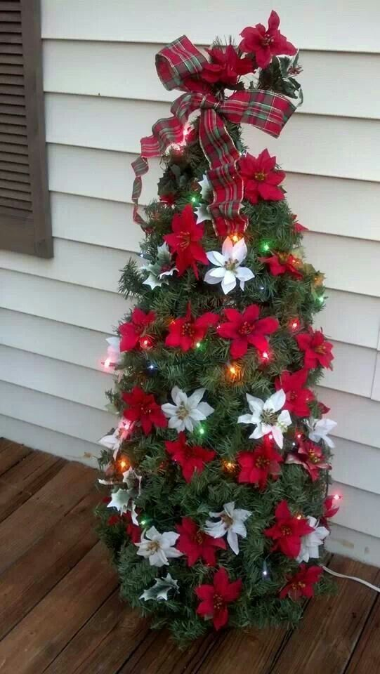 38 Outdoor Christmas Trees That Wow Digsdigs