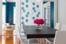 hexagon tile kitchen ideas