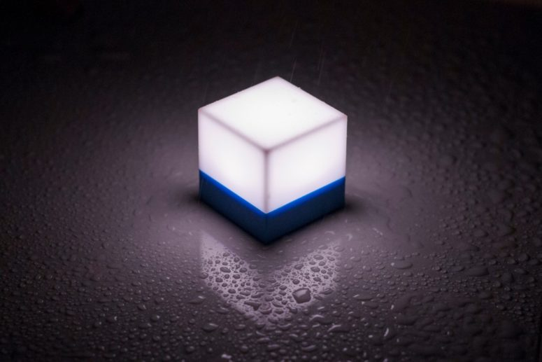 Enevu: Portable Light Cube To Take Anywhere