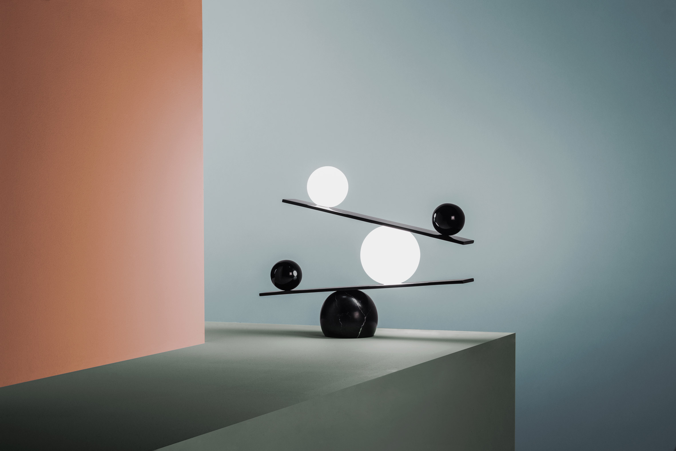orb lamps