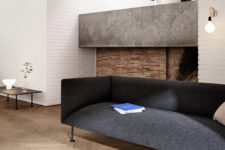 04 Look at this modern and minimalist sofa, nothing excessive, perfect shape