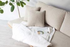 neutral daybed design