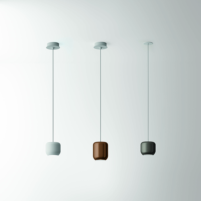 Urban lamps have also a pendant version