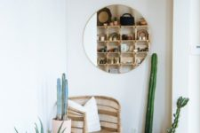 13 any nook is cozier and more inviting with potted greenery