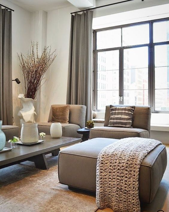 30 Timeless Taupe Home Décor Ideas
