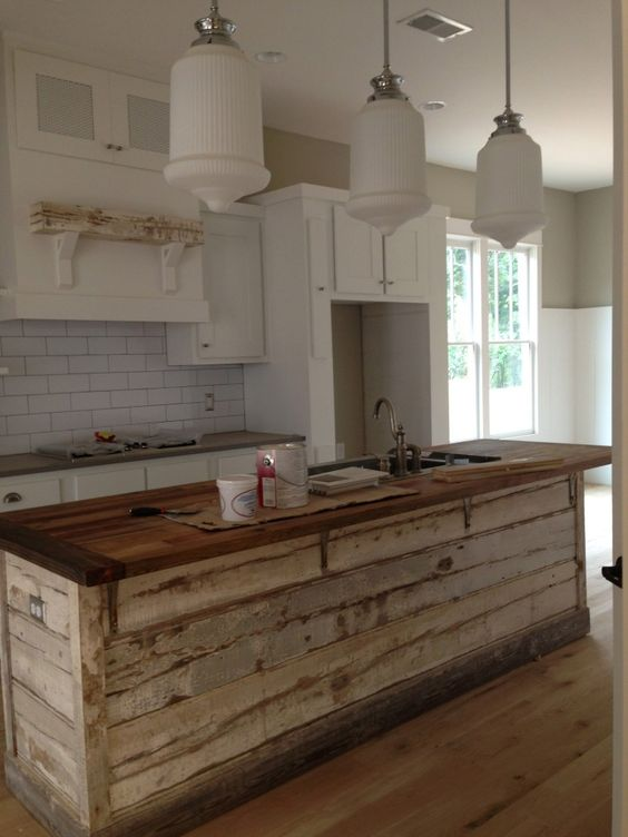 30 Rustic Countertops That Add Coziness To Your Home Digsdigs