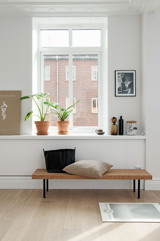 Sinnerlig bench is a great choice for any entryway