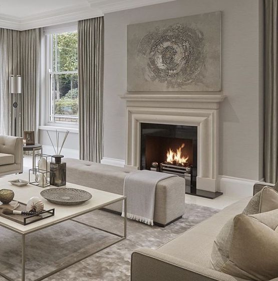 Gray Home Design Ideas: 30 Timeless Taupe Home Décor Ideas