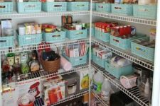 29 plastic crates for organizing all the stuff you have