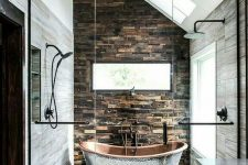 32 showstopper stone bathroom accent wall