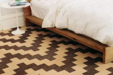 33 brilliantly patterned cork floor is comfy and cute