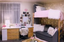 pink bedding sets make any space girly and cute