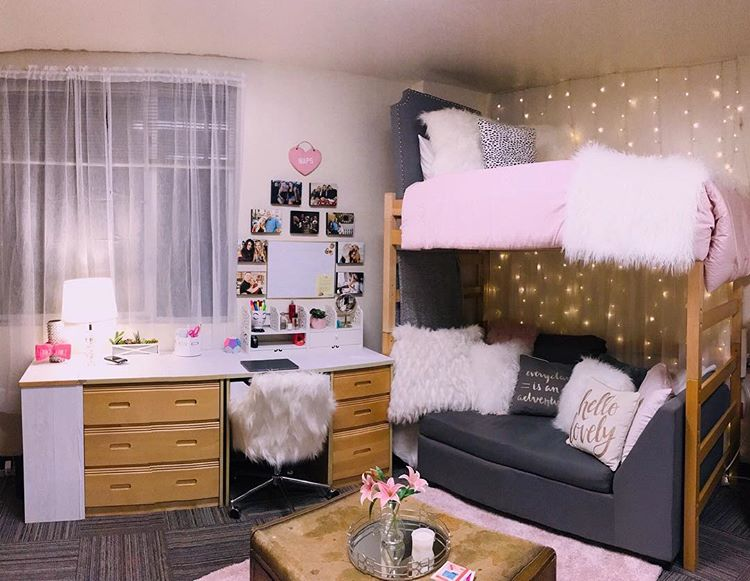 pink bedding sets make any space girly and cute (via undefined)