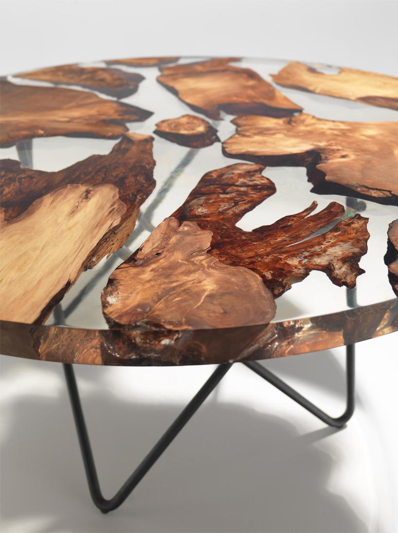 eye catching table design