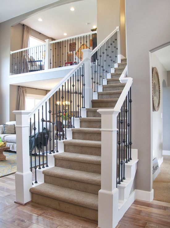 33 Wrought Iron Railing Ideas For Indoors And Outdoors - DigsDigs