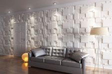 08 bring life to your walls with such eye-catching 3D panels