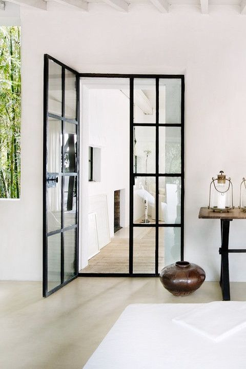 33 stylish interior glass doors ideas to rock digsdigs for Licht interieur