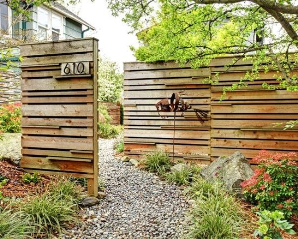 Reclaimed Wood Fence WB Designs - Reclaimed Wood Fence WB Designs