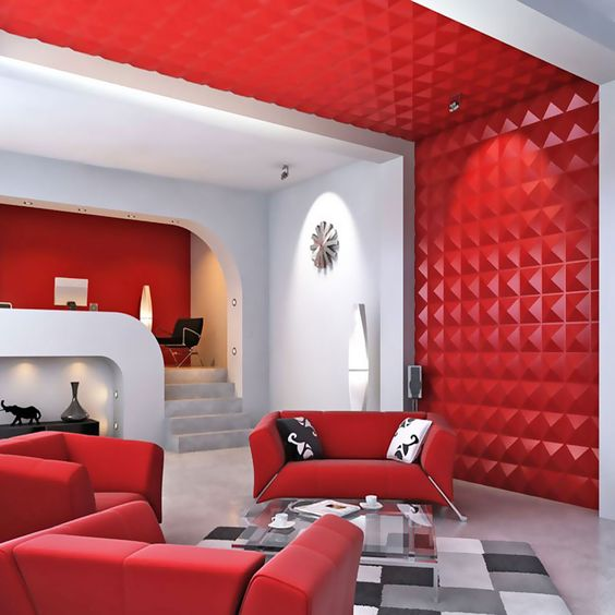 Decorative Wall Coverings : D wall panels and coverings to blow your mind ideas