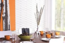28 self-adhesive 3D wall tiles are a great solution for any interior