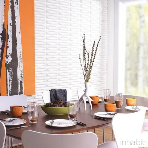 self-adhesive 3D wall tiles are a great solution for any interior
