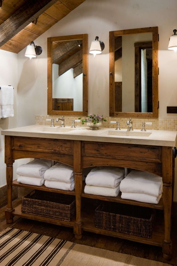 Vanities for small bathroom