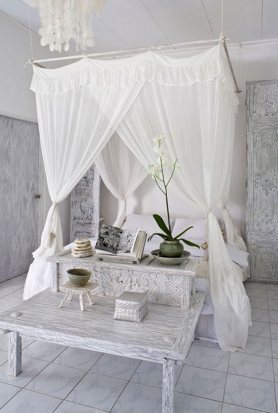 Boho Shabby Chic Bedroom