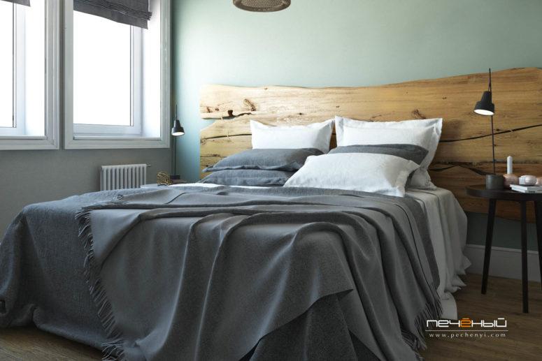 Modern Scandinavian Apartment For A Young Couple