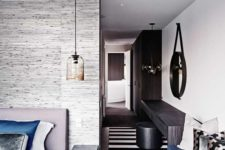 14 an ombre glass pendant lamp looks and feel modern and fresh