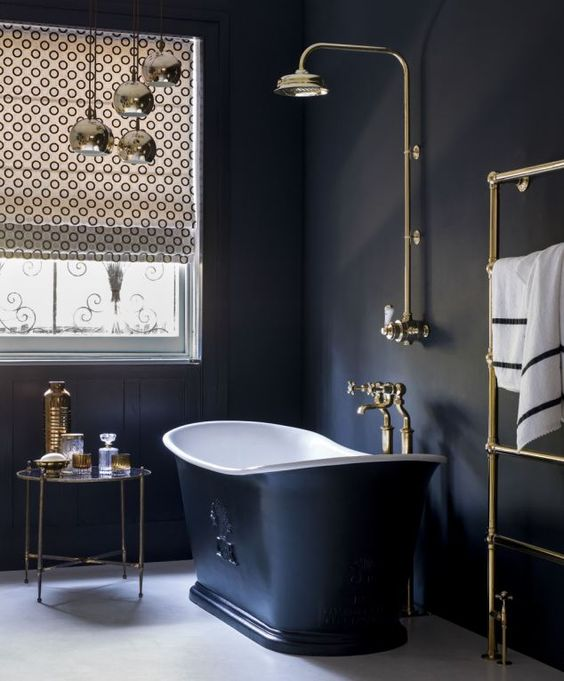 30 Masculine Bathroom Appliances And Furniture Ideas