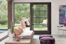23 modern roll up garage door design eliminates the border between indoors and outdoors