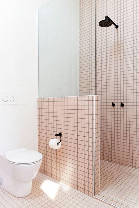 Framing A Shower Half Wall