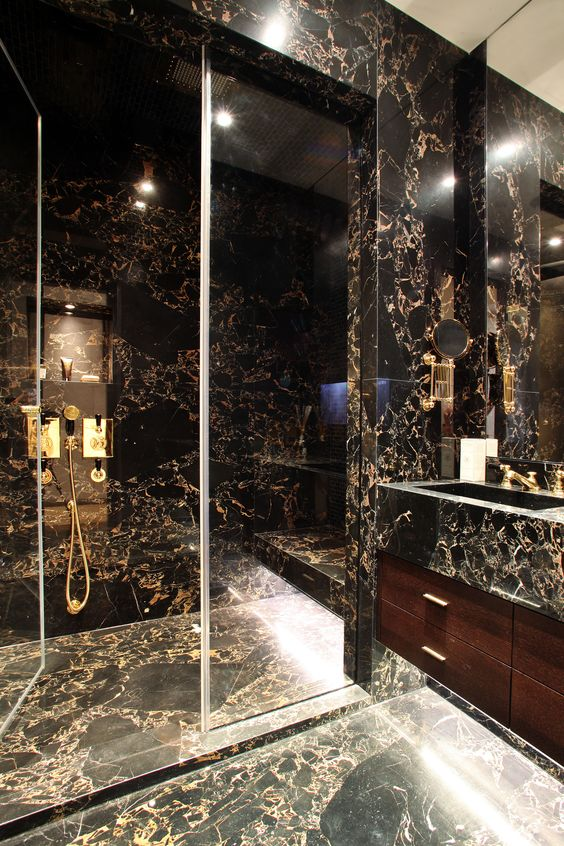 Floating Floors Over Concrete >> 30 Masculine Bathroom Appliances And Furniture Ideas ...