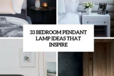 33 bedroom pendant lamp ideas that inspire cover